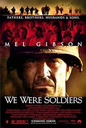 We The Soldiers Poster