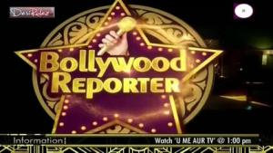 Bollywood Reporter Poster